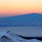 Théâtre d'ombres sur le Mauna Kea