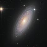La galaxie spirale NGC 2841