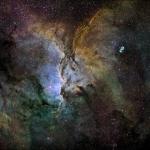 Ce qui a formé NGC 6188