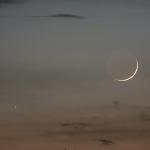 Quand la Lune rencontre Mercure
