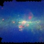 La Voie lactée vue par Spitzer