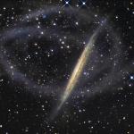 Les courants d'étoiles de NGC 5907