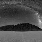 Ciel lourd de menaces sur la Vallée de la Mort