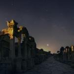 Jupiter dans les rues d'Ephèse