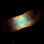 IC 4406, une nébuleuse apparemment carrée