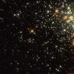NGC 1818, jeune amas globulaire
