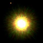 Probable image d'une planète extrasolaire