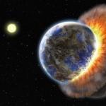 L 'affaire de l'étoile binaire cernée par la poussière -