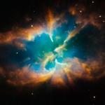 La nébuleuse planétaire NGC 2818
