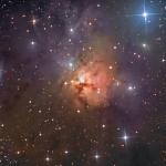 NGC 1579, la Trifide du Nord