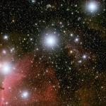 La ceinture d'Orion