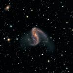 NGC 2442, un hameçon dans le Poisson Volant