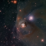 T Tauri, une étoile est née
