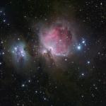 La nébuleuse d'Orion : un grand classique