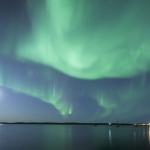 Aurores polaires au-dessus de Yellowknife