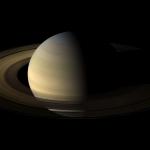 Saturne à l'équinoxe