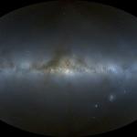Panorama de la Voie lactée