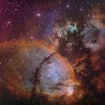 Les couleurs de IC 1795