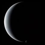 Neptune et Triton, père et fils