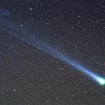 La comète Hyakutake rase la Terre gratis