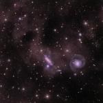 Le groupe de NGC 7771 mord la poussière