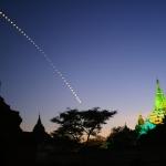 Eclipse annulaire en Birmanie