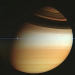 Lorsque Saturne perd ses anneaux