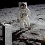 Nouveaux indices de présence d'eau sur la Lune