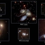 Trous noirs et fusions de galaxies