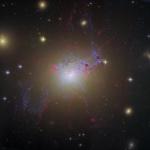 Hubble se remixe : la galaxie active NGC 1275