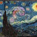 Chasse au trésor dans la nuit étoilée