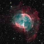 Messier 27, définitivement pas une comète
