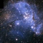 NGC 346 dans le Petit Nuage de Magellan
