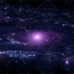 Andromède en Ultraviolet