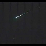 Une vidéo de la météorite de Peekskill