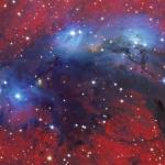 Les nébuleuses de NGC 6914