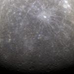 Messenger en orbite autour de Mercure