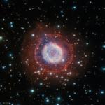 La nébuleuse planétaire NCC 2438