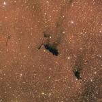 Le nuage moléculaire Barnard 163