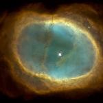 NGC 3132, la nébuleuse aux Huit éclats
