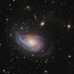 Arp 78, galaxie particulière dans le Bélier
