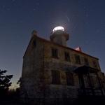 Le phare et l'étoile filante
