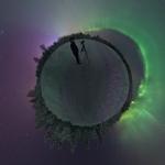 La petite planète des aurores