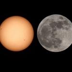 Super Lune contre Soleil