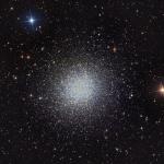 Le grand amas globulaire d'Hercule M13