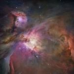 la nébuleuse d'Orion vue de la Terre et du Ciel