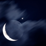 Quand la Lune rencontre Jupiter