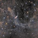 Poussières, étoiles et galaxies