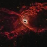 La nébuleuse planétaire de l'Araignée rouge