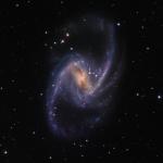 Spirale à la supernova